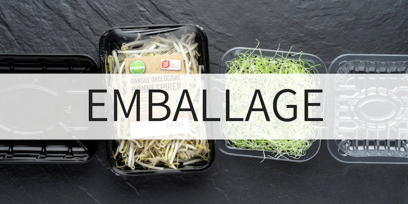 Emballage Greenow